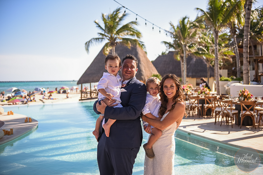 Wedding Photography Mahekal Hotel Riviera Maya