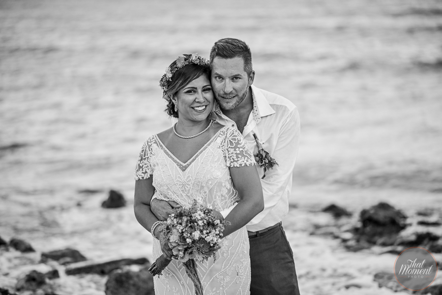 Blue Venado Beach Club Wedding Photographer