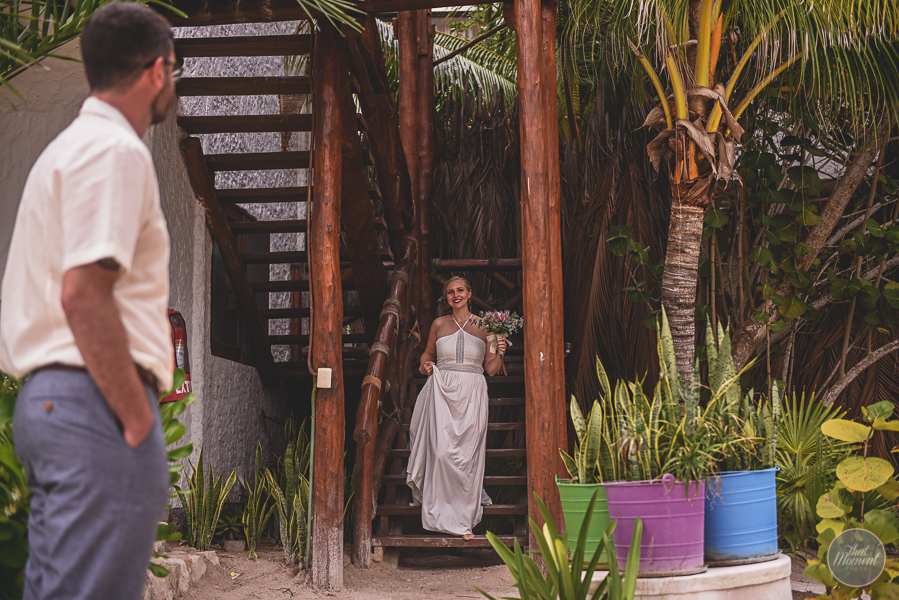 Villlas Flamingo Holbox. Wedding Photographer