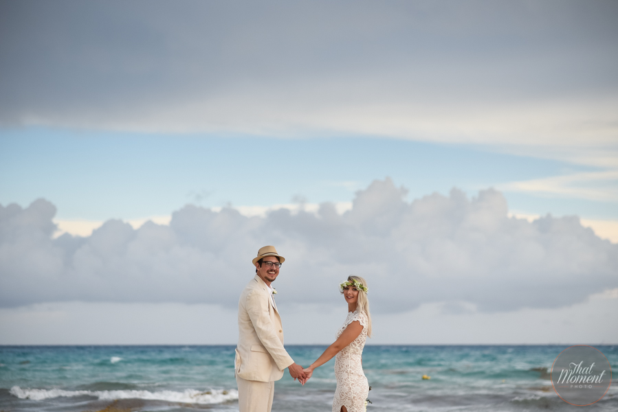 Wedding Photography The Reef Playacar Hotel