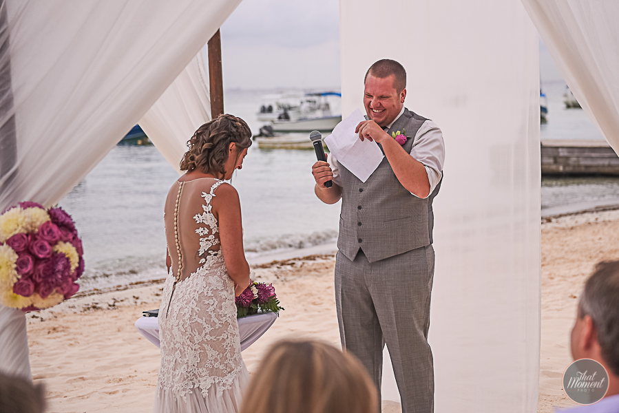 Wedding Photography The Reef Coco Beach Hotel