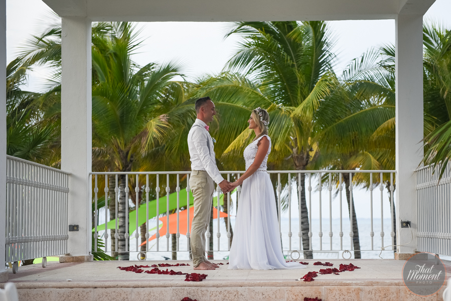 Engagement Photo Session Riu Cancun Hotel