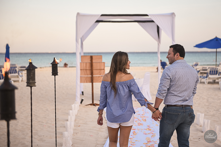 Engagement Session The Reef Playacar
