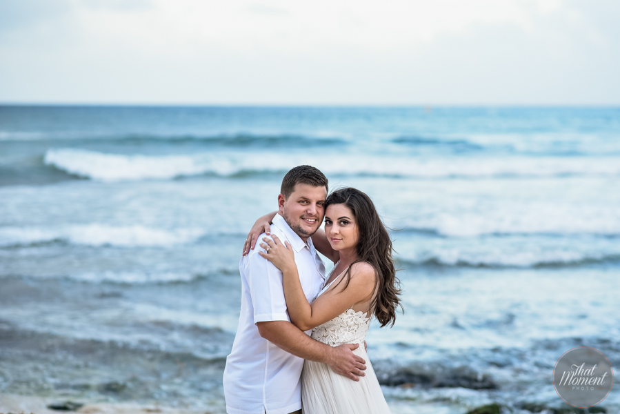 Engagement Photo Session Mahekal Beach Resort
