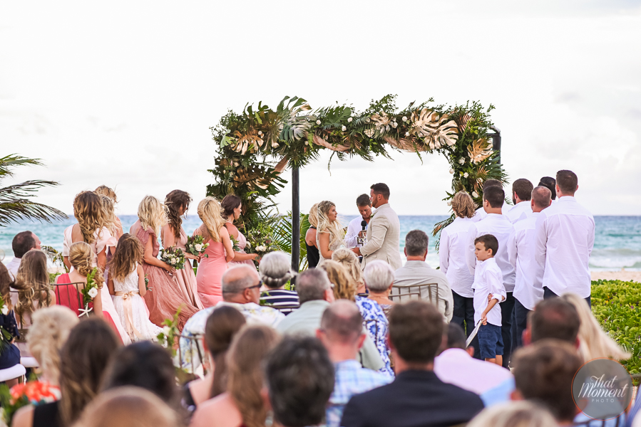 Wedding Photography The Reef Hotel Playacar