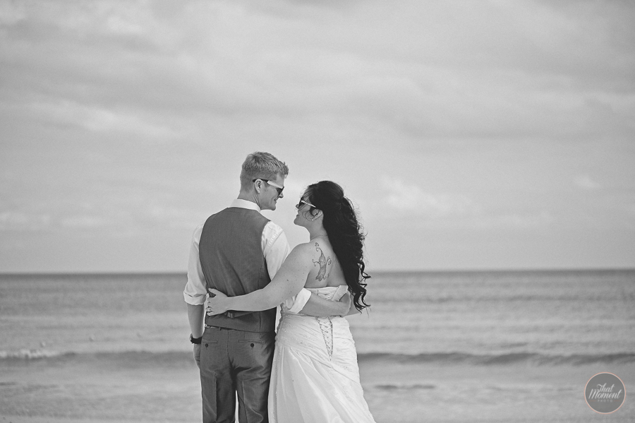 Grooms Wedding session on the beach